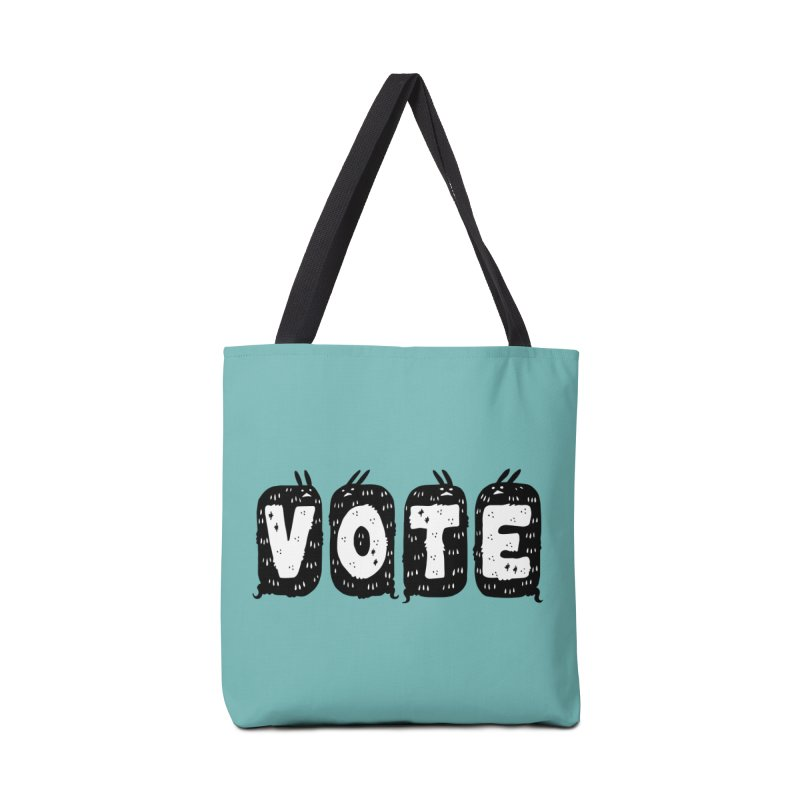 VOTE Accessories Bag by Haypeep's Artist Shop