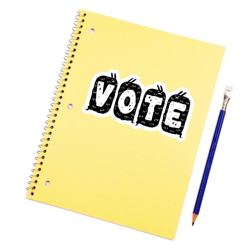 VOTE Accessories Sticker by Haypeep's Artist Shop
