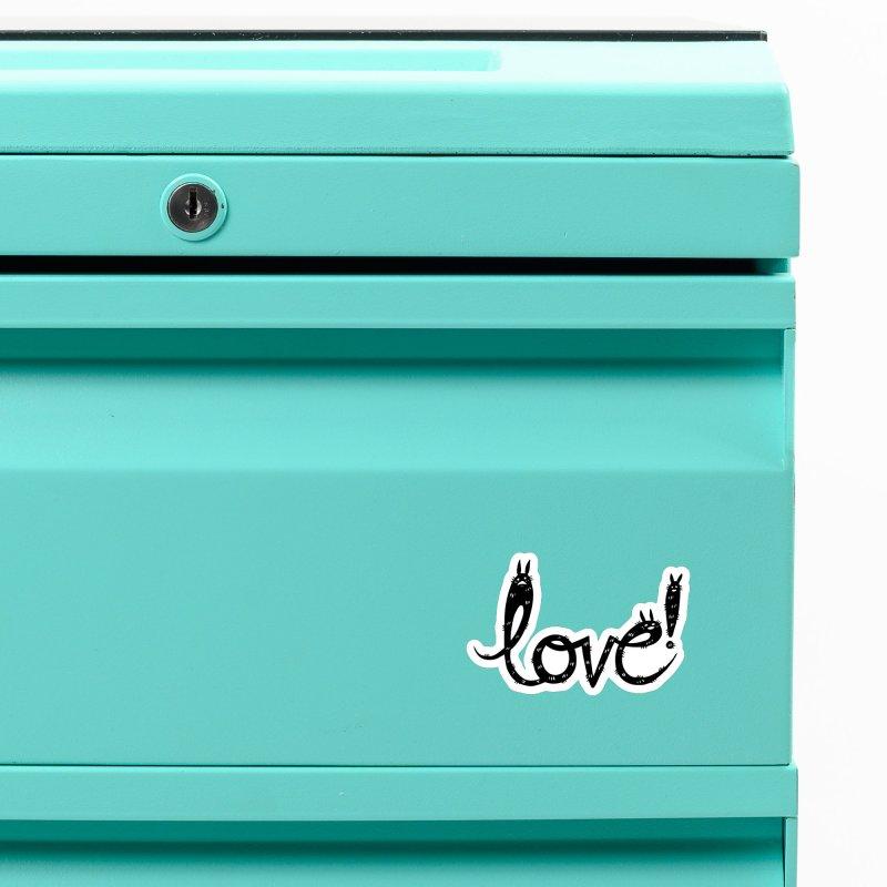 Love! Accessories Magnet by Haypeep's Artist Shop