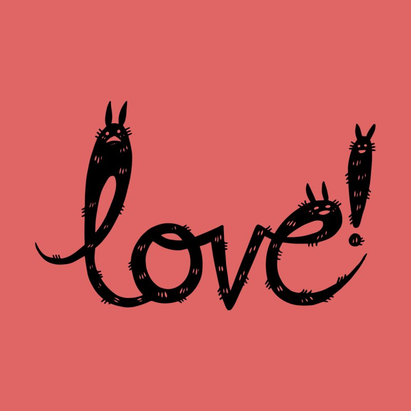 Love! Kids T-Shirt by Haypeep's Artist Shop