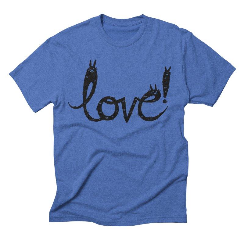 Love! Men's T-Shirt by Haypeep's Artist Shop