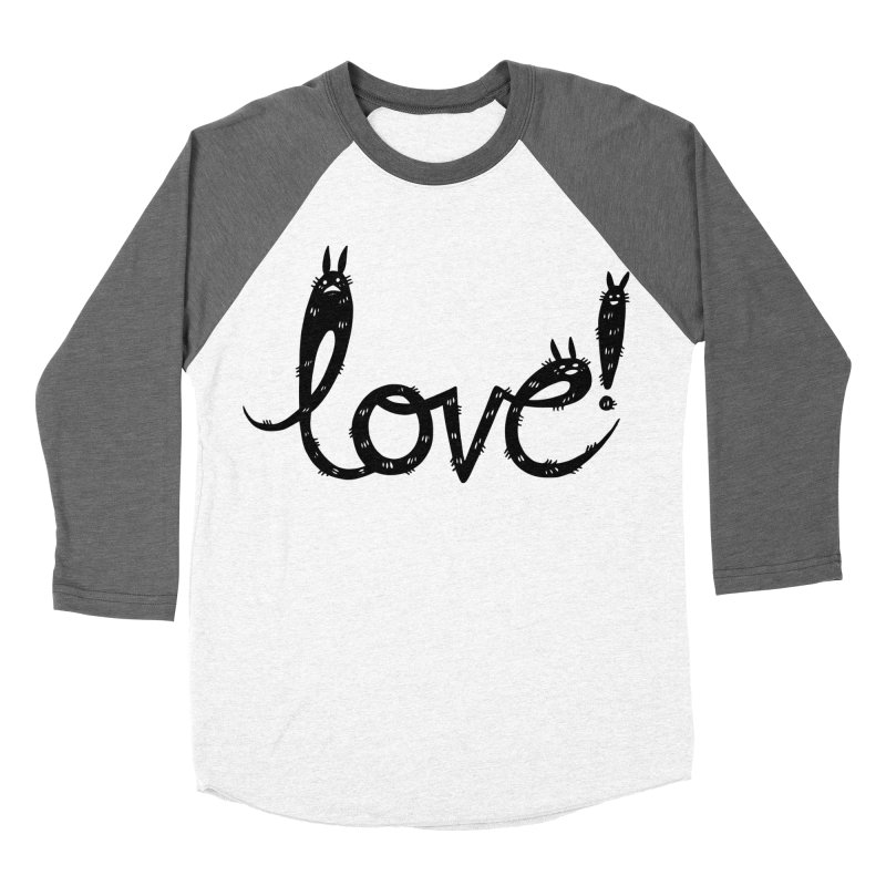 Love! Women's Longsleeve T-Shirt by Haypeep's Artist Shop
