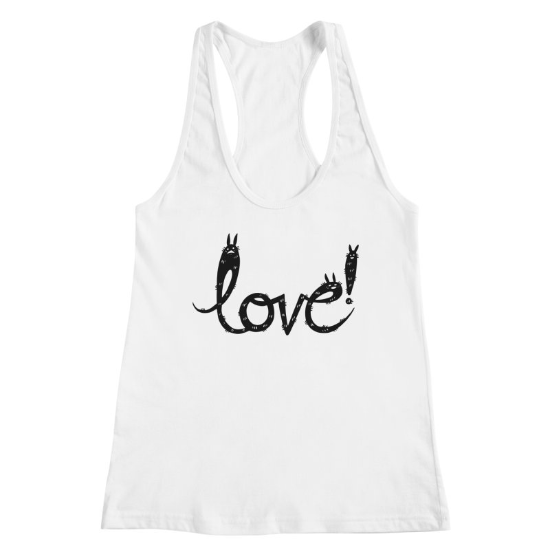 Love! Women's Tank by Haypeep's Artist Shop