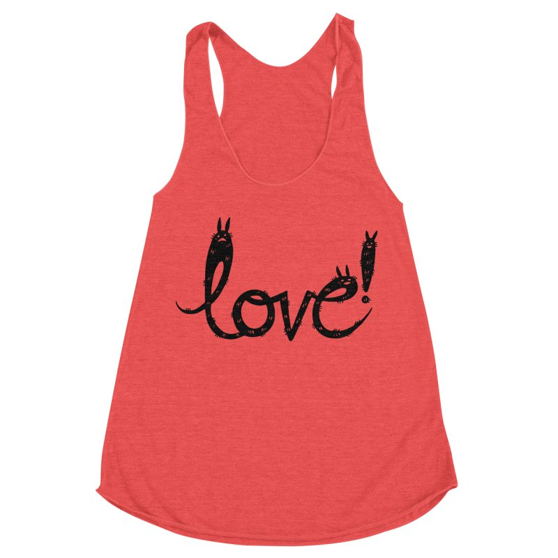 Love! Women's Tank by Haypeep's Artist Shop