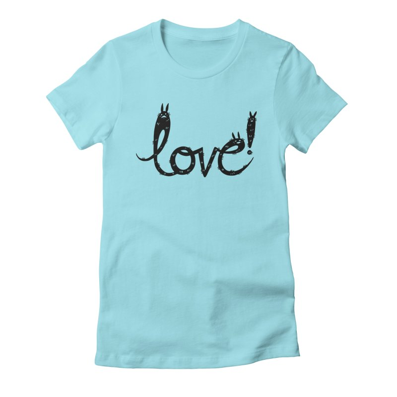 Love! Women's T-Shirt by Haypeep's Artist Shop