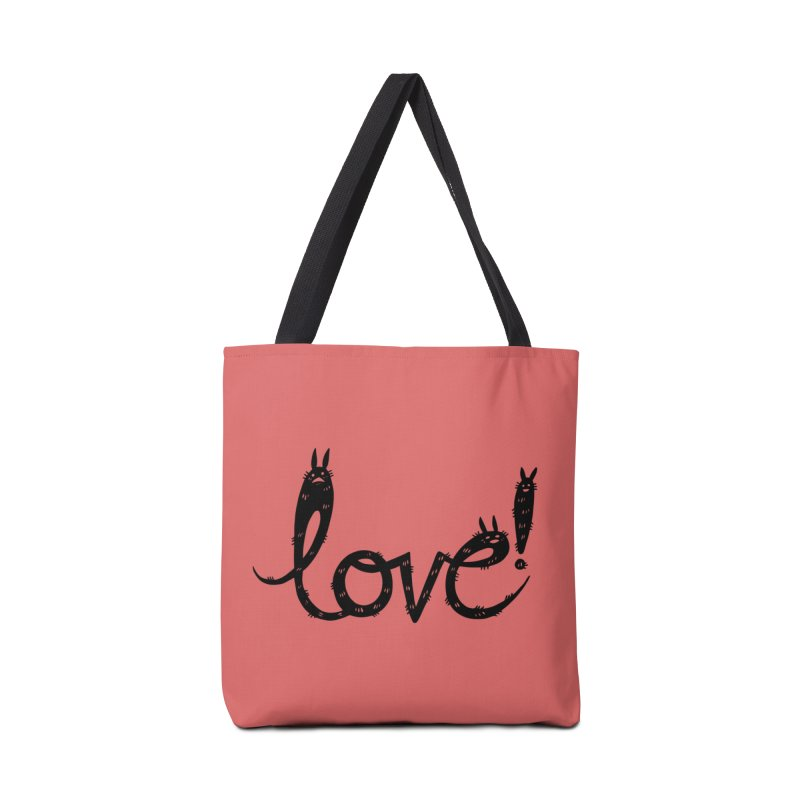 Love! Accessories Bag by Haypeep's Artist Shop