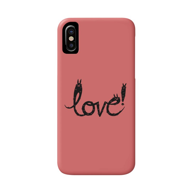 Love! Accessories Phone Case by Haypeep's Artist Shop