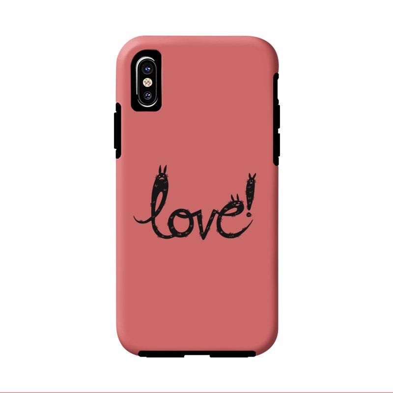 Love! Accessories Phone Case by Haypeep's Artist Shop
