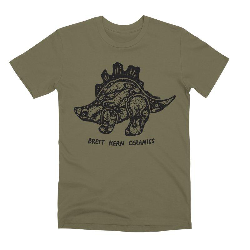 Brett Kern Stego Logo Men's Premium T-Shirt by Haypeep's Artist Shop