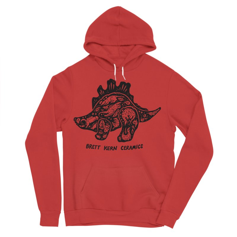 Brett Kern Stego Logo Women's Pullover Hoody by Haypeep's Artist Shop