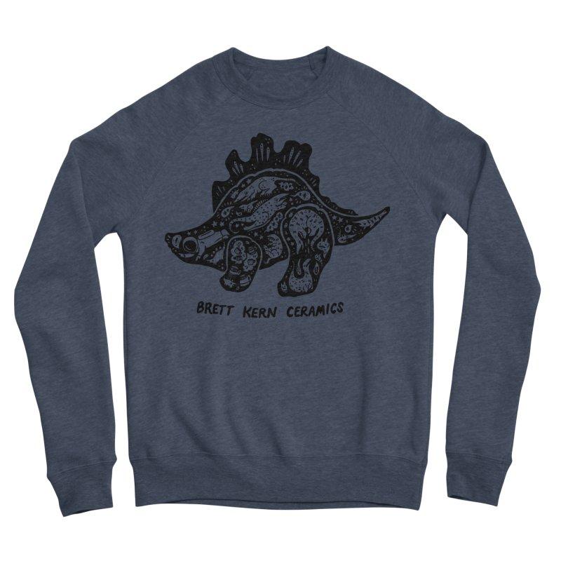 Brett Kern Stego Logo Men's Sponge Fleece Sweatshirt by Haypeep's Artist Shop