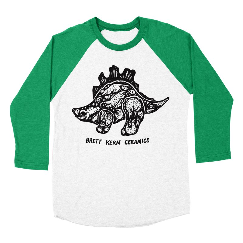Brett Kern Stego Logo Women's Longsleeve T-Shirt by Haypeep's Artist Shop