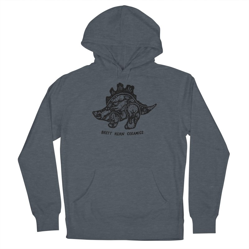Brett Kern Stego Logo Men's French Terry Pullover Hoody by Haypeep's Artist Shop