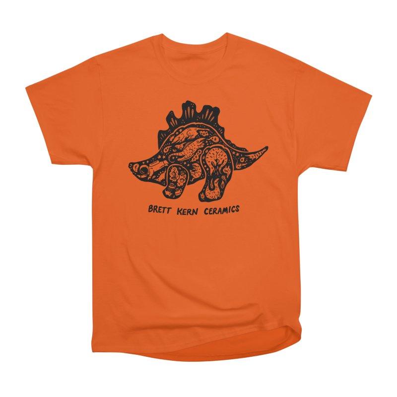 Brett Kern Stego Logo Men's Heavyweight T-Shirt by Haypeep's Artist Shop