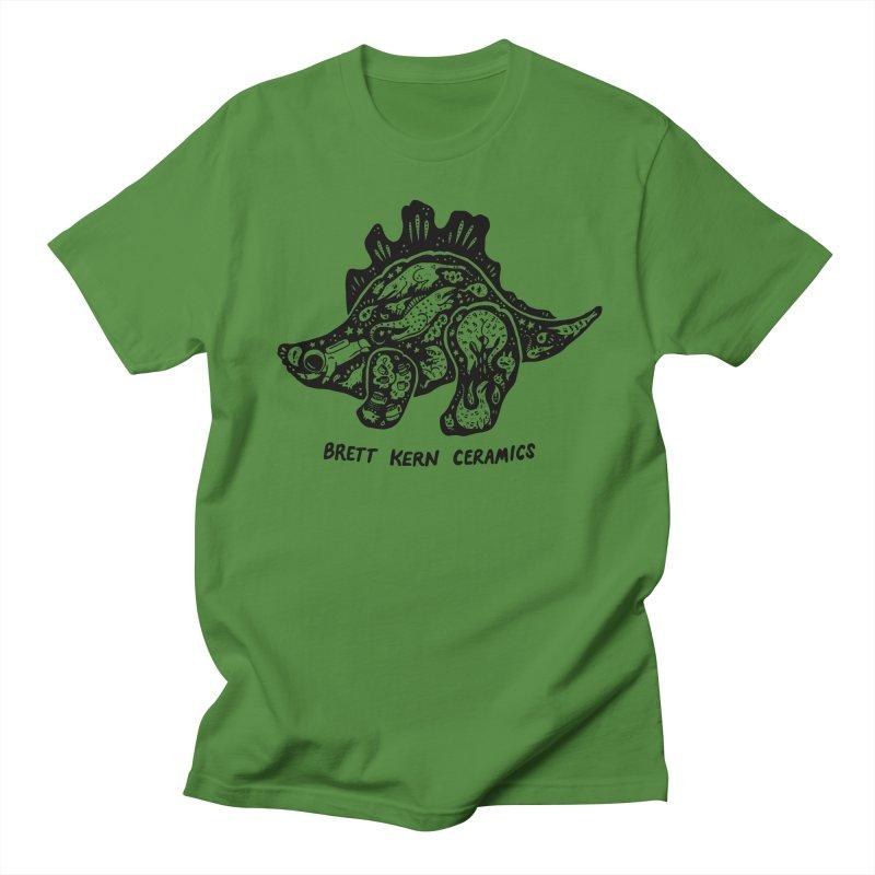 Brett Kern Stego Logo Men's T-Shirt by Haypeep's Artist Shop
