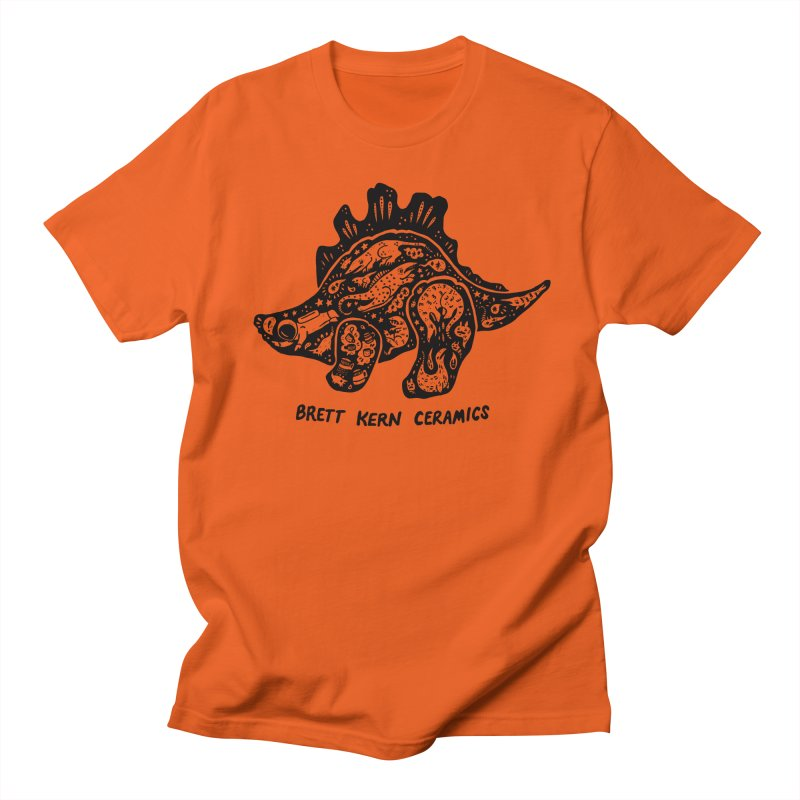 Brett Kern Stego Logo Men's Regular T-Shirt by Haypeep's Artist Shop