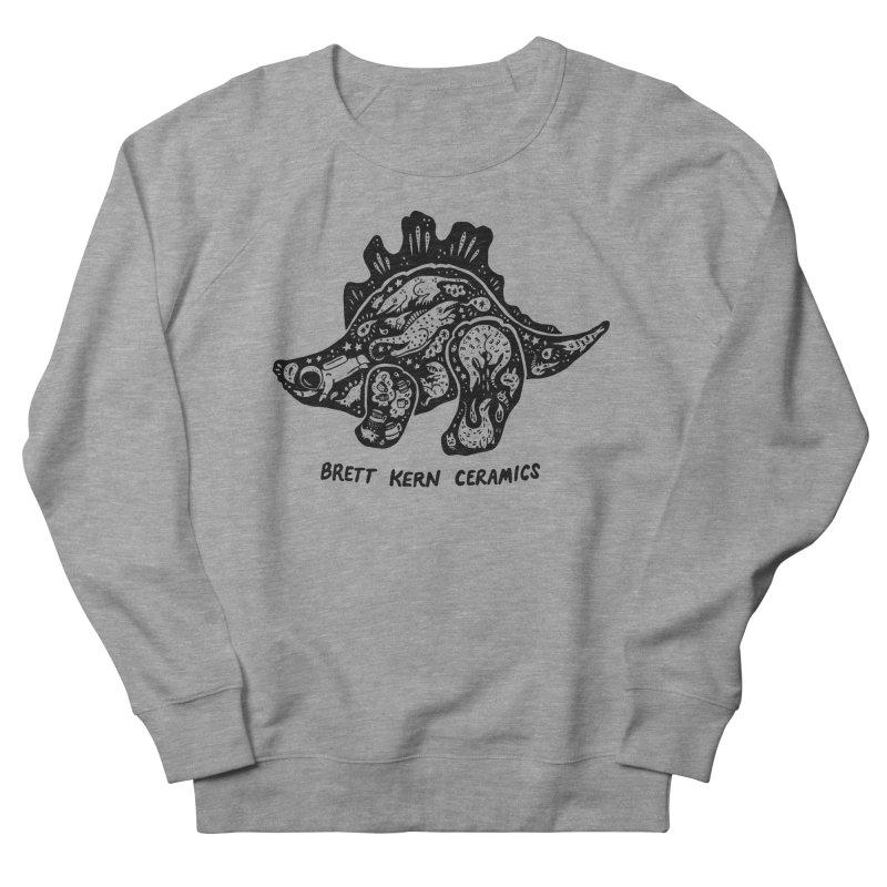 Brett Kern Stego Logo Women's French Terry Sweatshirt by Haypeep's Artist Shop