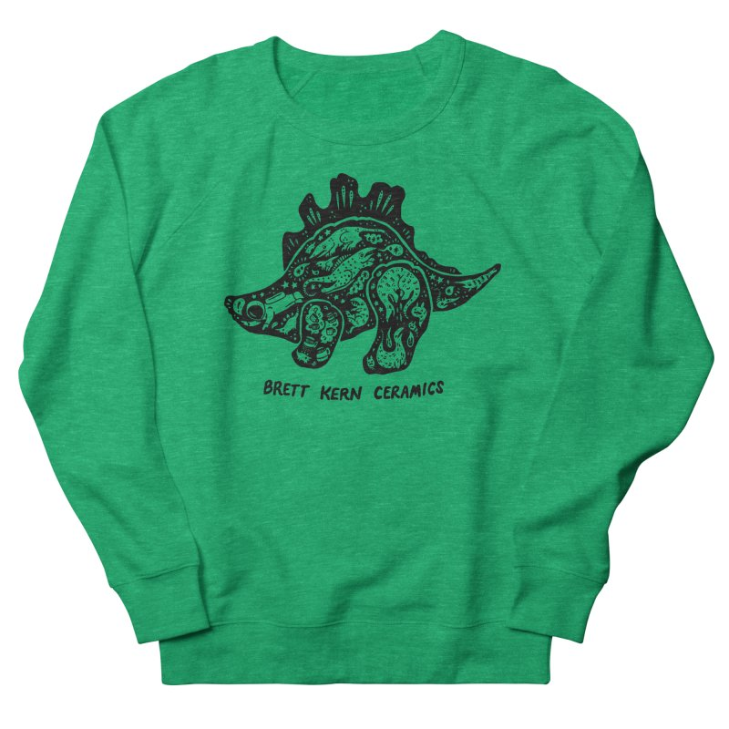 Brett Kern Stego Logo Men's French Terry Sweatshirt by Haypeep's Artist Shop