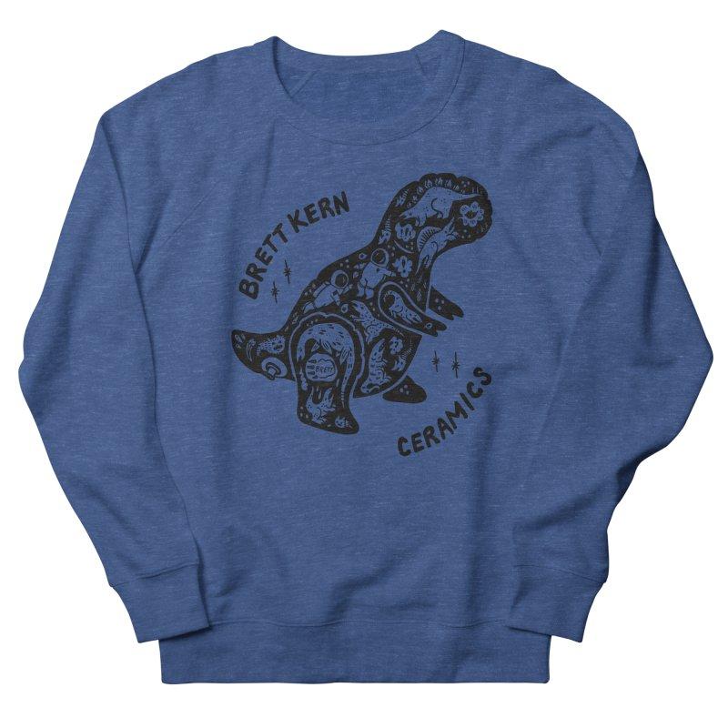 Brett Kern T-Rex Logo Women's Sweatshirt by Haypeep's Artist Shop