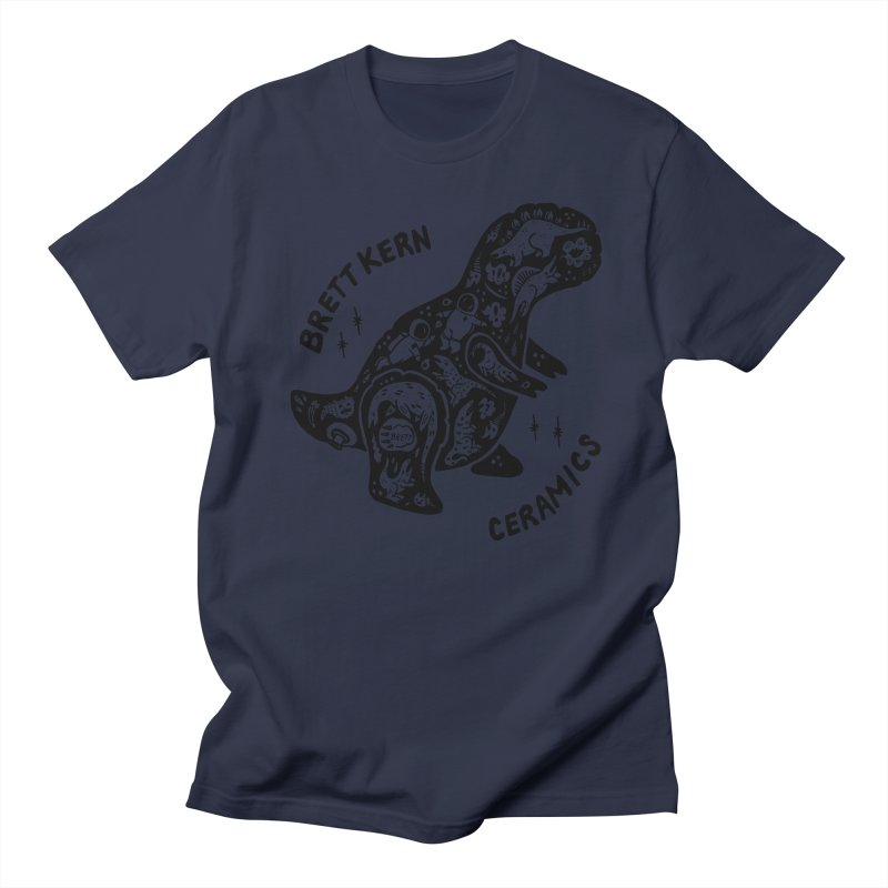Brett Kern T-Rex Logo Women's T-Shirt by Haypeep's Artist Shop