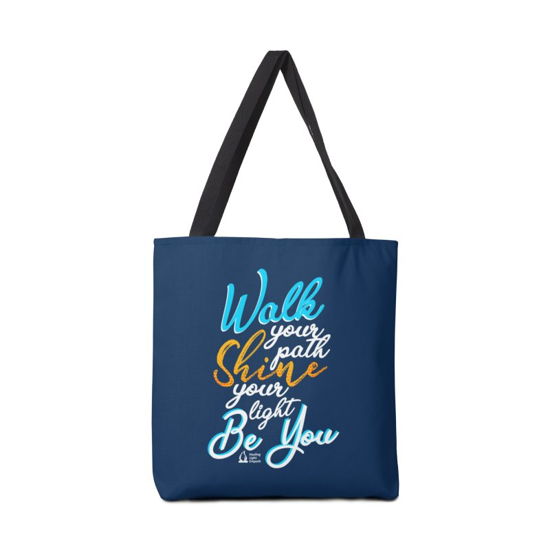Walk Your Path Shine Your Light BE YOU graphic shirt T shirt Tee Shirt Sweatshirt Cute with Sayings Accessories Bag by Welcome to Healing Light Empath's Shop!