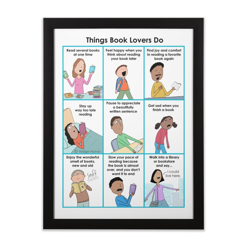 Home None by Hedger Humor's Artist Shop