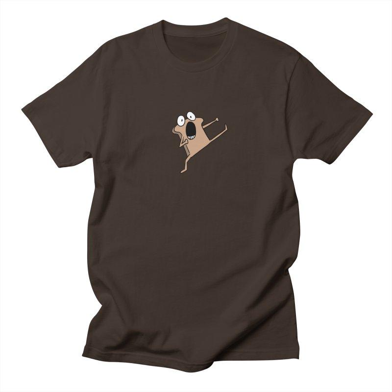Kickboxing Toast Men's T-Shirt by Hedger Humor's Artist Shop