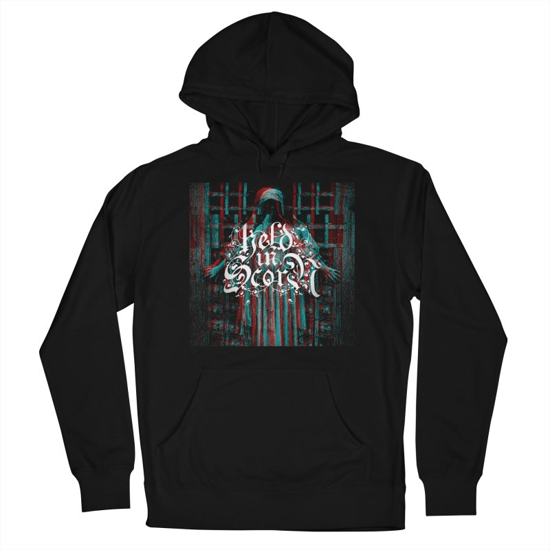 Held In Scorn EP Cover Men's French Terry Pullover Hoody by Held In Scorn Merch