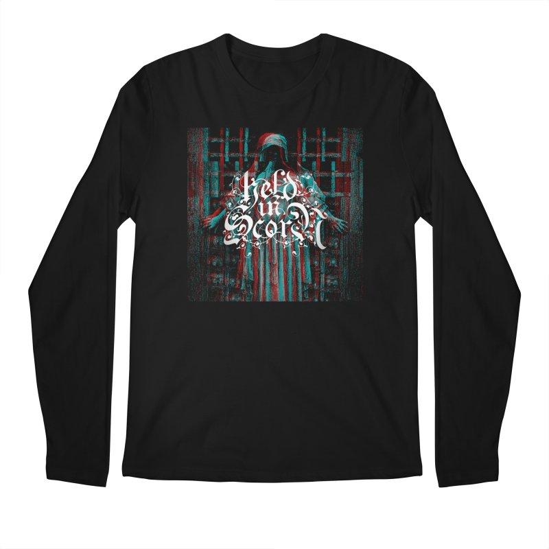 Held In Scorn EP Cover Men's Regular Longsleeve T-Shirt by Held In Scorn Merch