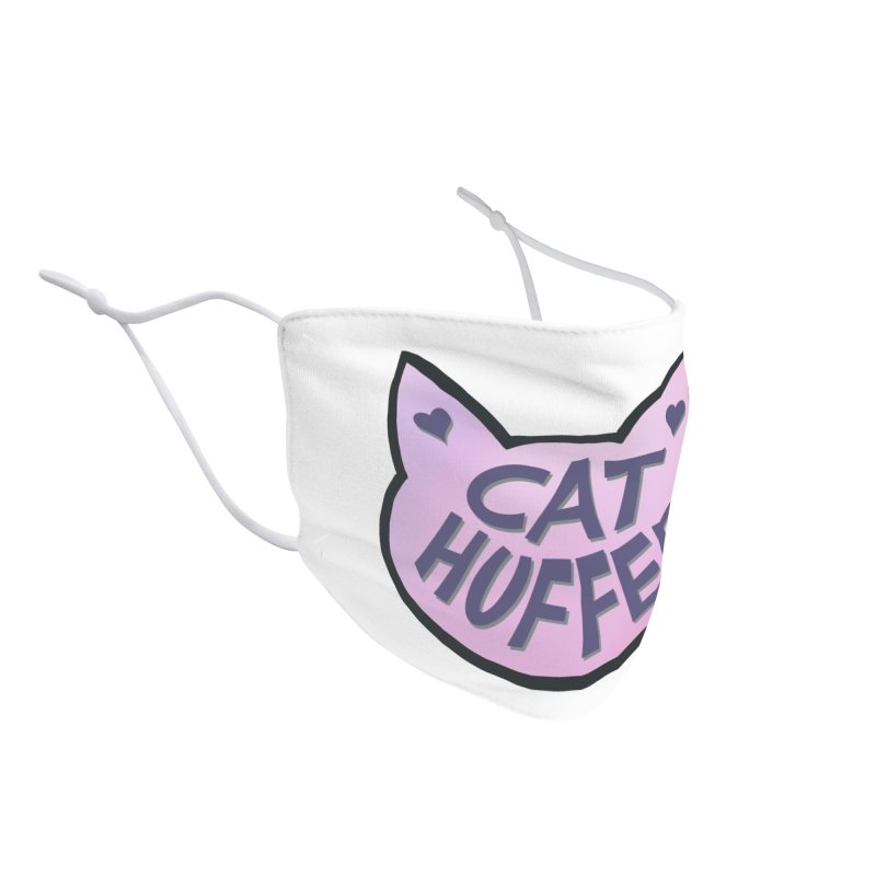 Cat Huffer Accessories Face Mask by Henry Noodle Shop