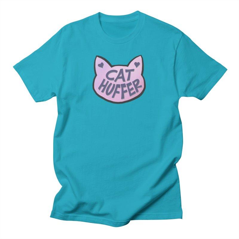 Cat Huffer Women's T-Shirt by Henry Noodle Shop