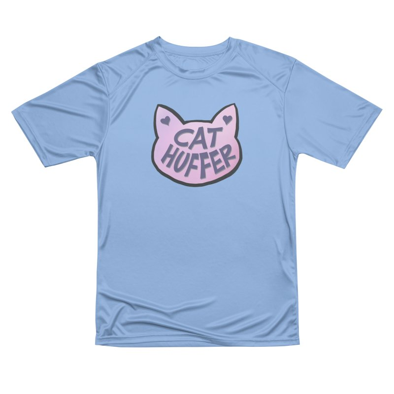 Cat Huffer Women's T-Shirt by Henry Noodle Shop