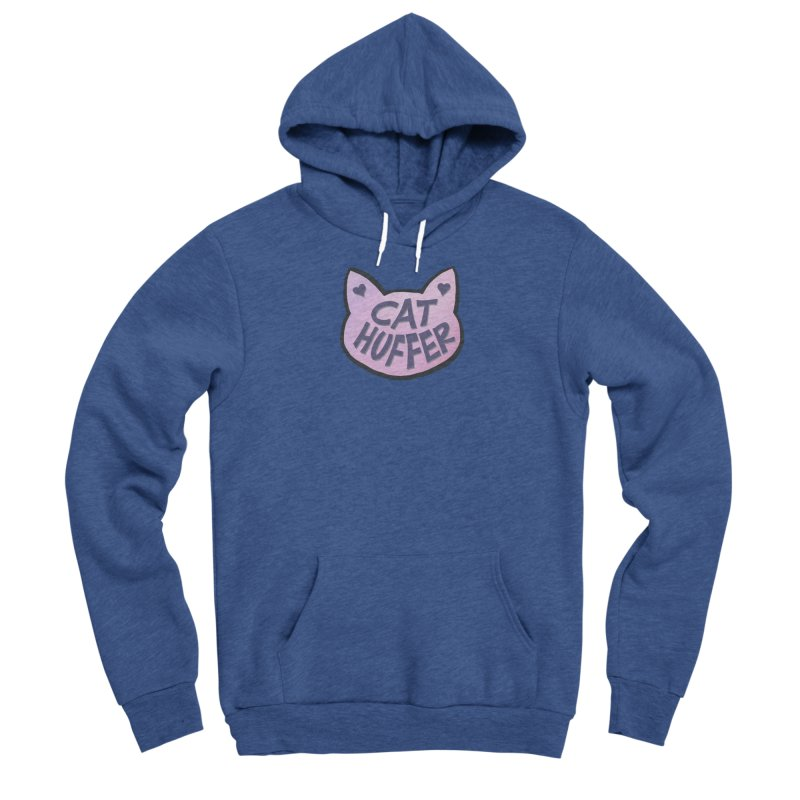 Cat Huffer Women's Pullover Hoody by Henry Noodle Shop