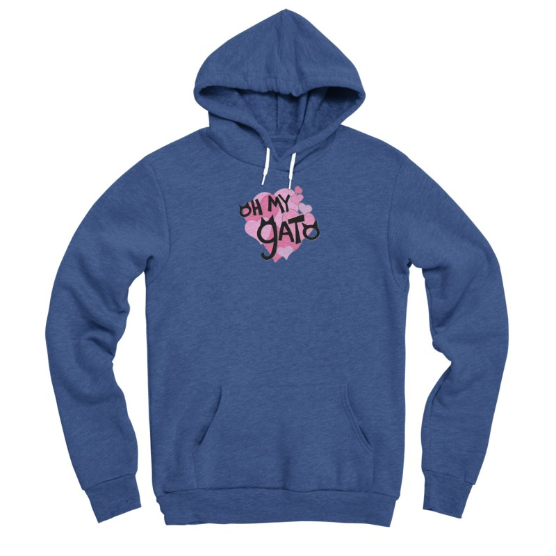 Oh My Gato Women's Pullover Hoody by Henry Noodle Shop