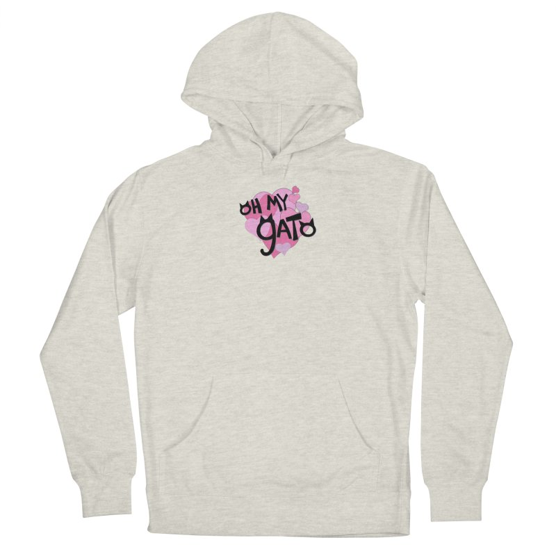 Oh My Gato Men's Pullover Hoody by Henry Noodle Shop