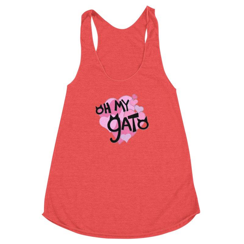 Oh My Gato Women's Tank by Henry Noodle Shop