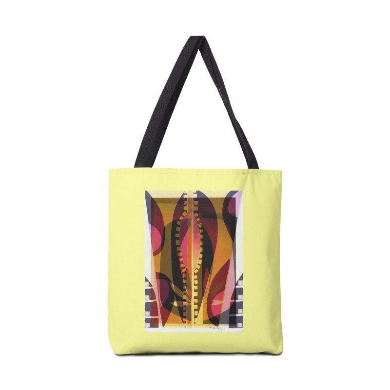 Arrow171 Accessories Bag by HerbOpitzArt's Artist Shop