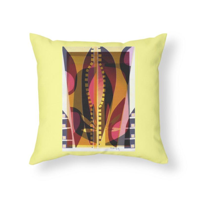 Arrow171 Home Throw Pillow by HerbOpitzArt's Artist Shop