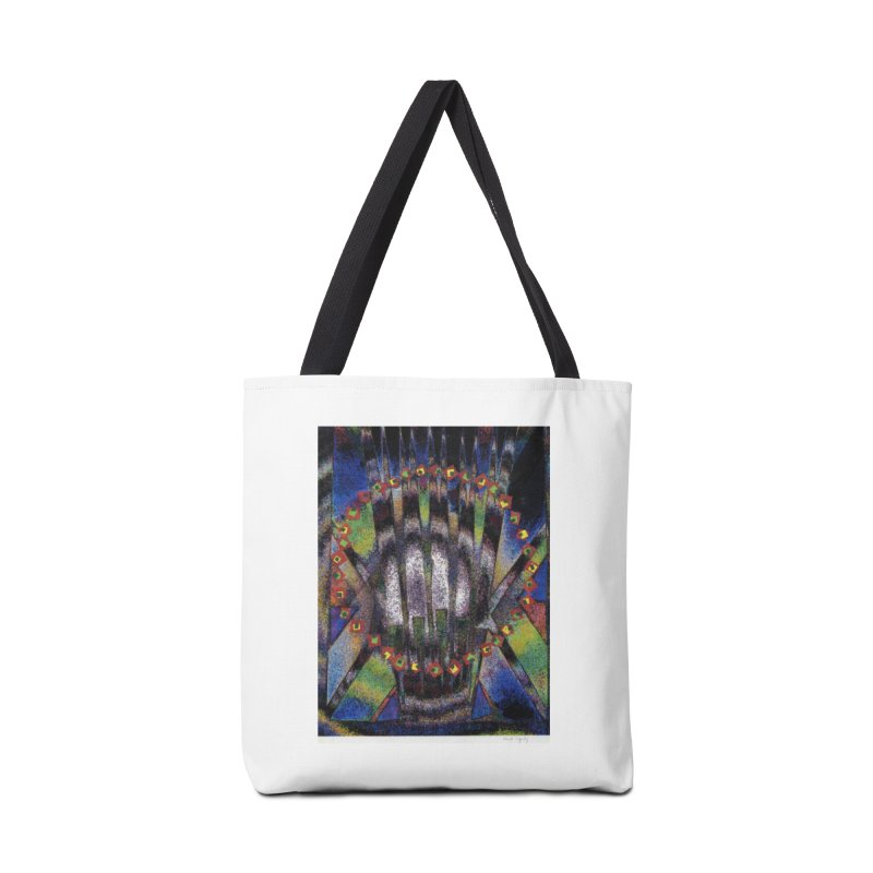 Fountain162 Accessories Bag by HerbOpitzArt's Artist Shop