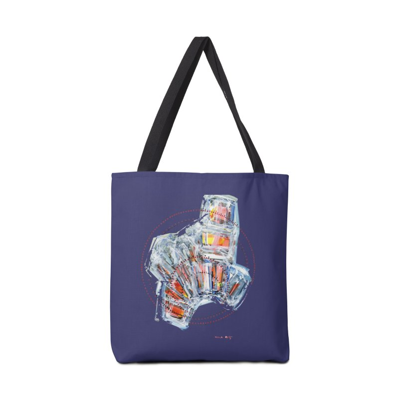 Icy157 Accessories Bag by HerbOpitzArt's Artist Shop