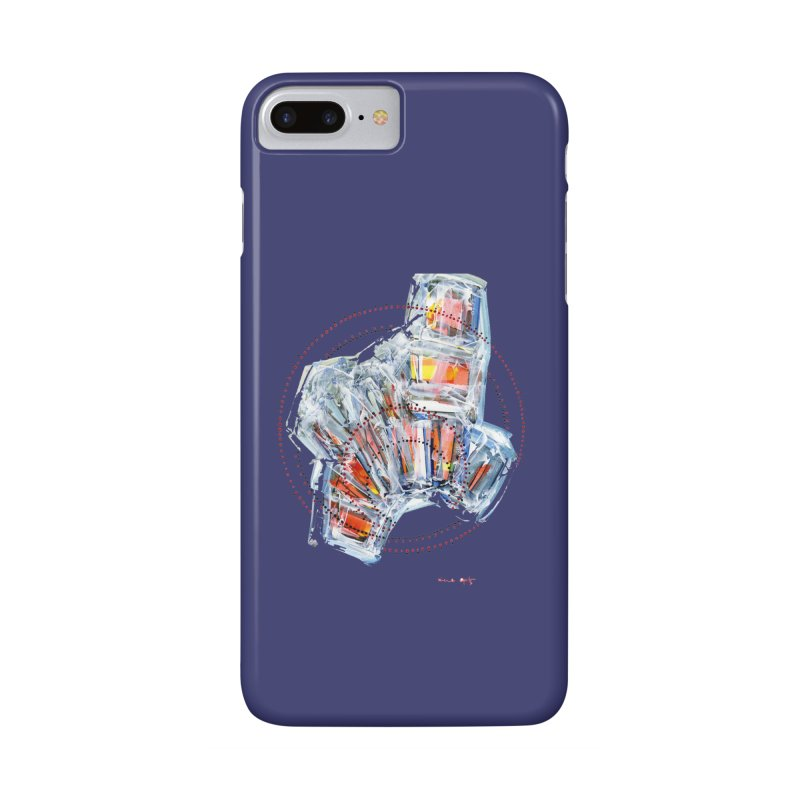 Icy157 Accessories Phone Case by HerbOpitzArt's Artist Shop