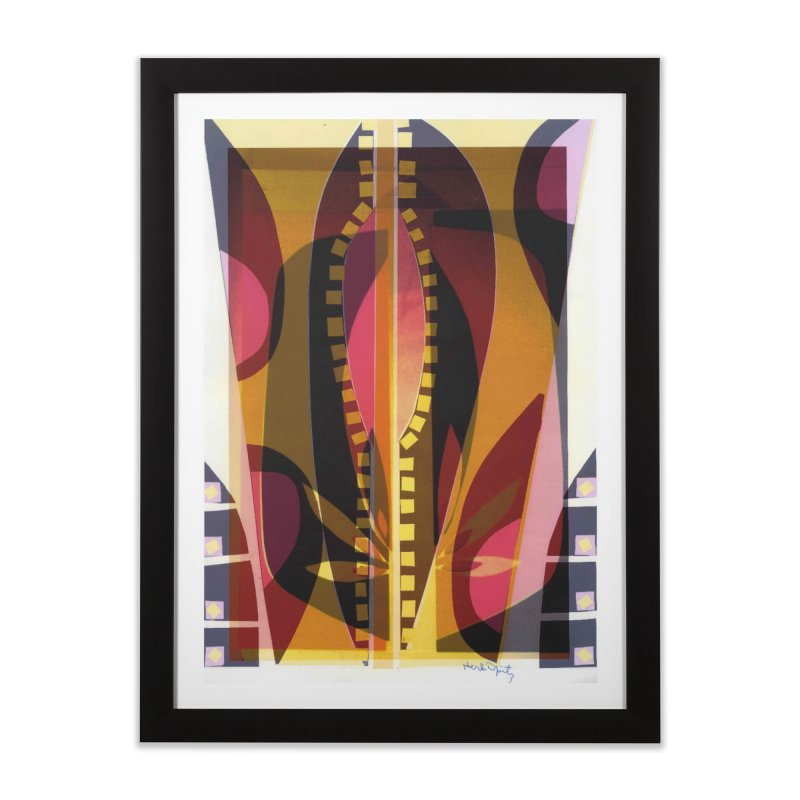 Arrow171 Home Framed Fine Art Print by HerbOpitzArt's Artist Shop