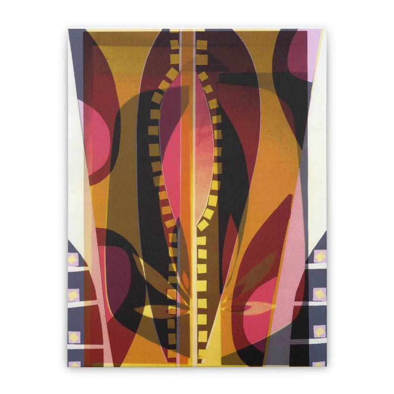 Arrow171 Home Stretched Canvas by HerbOpitzArt's Artist Shop