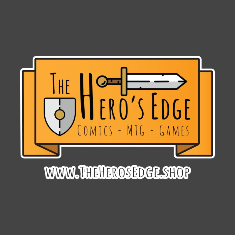 The Hero's Edge Website Banner by The Hero's Edge