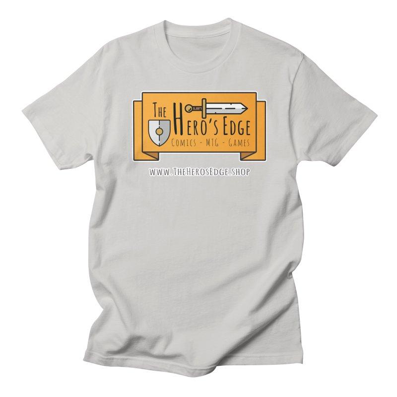 The Hero's Edge Website Banner Women's Regular Unisex T-Shirt by The Hero's Edge