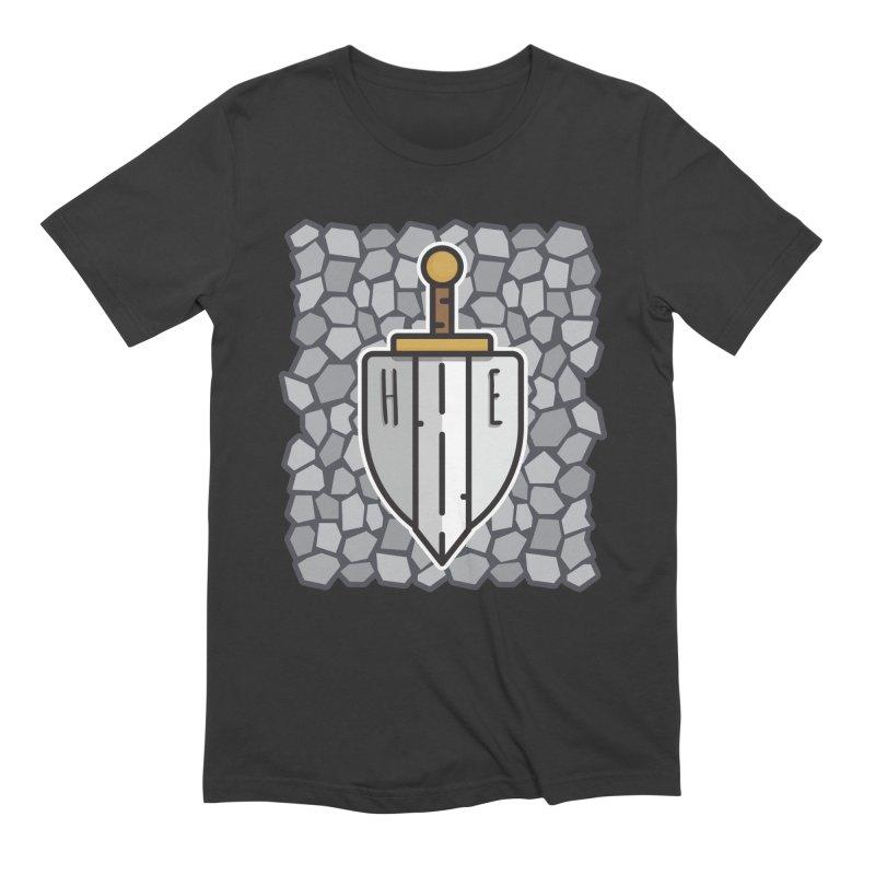 The Hero's Edge Stonewall Men's T-Shirt by The Hero's Edge