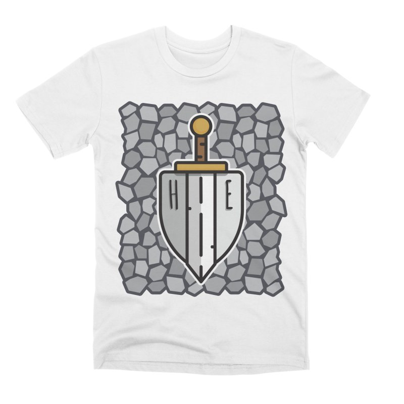 The Hero's Edge Stonewall Men's Premium T-Shirt by The Hero's Edge