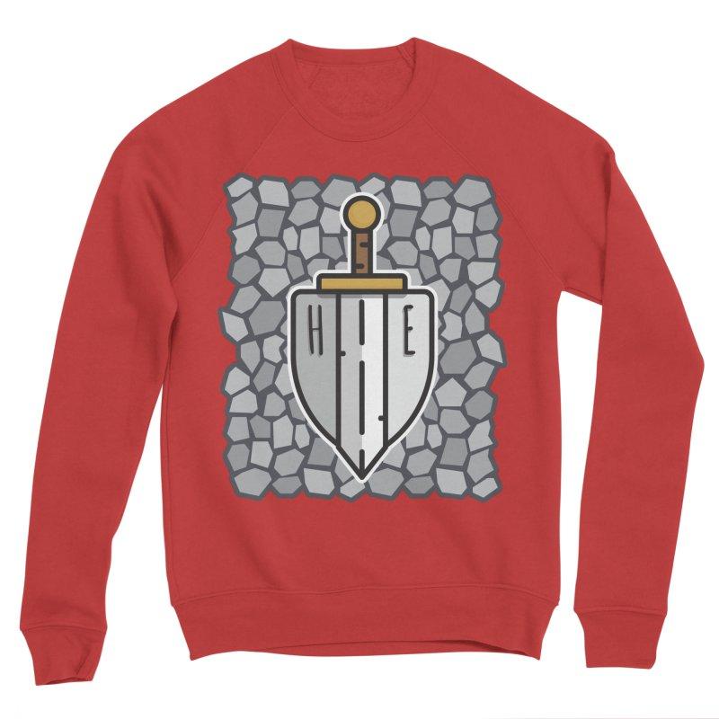 The Hero's Edge Stonewall Men's Sponge Fleece Sweatshirt by The Hero's Edge