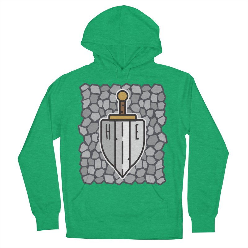 The Hero's Edge Stonewall Men's French Terry Pullover Hoody by The Hero's Edge