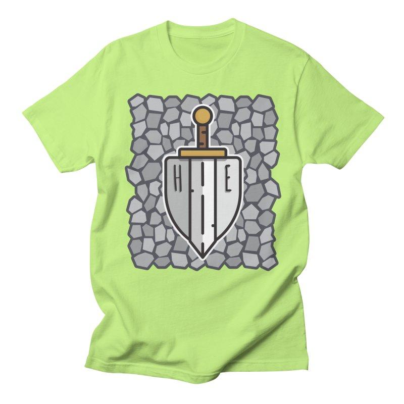 The Hero's Edge Stonewall Men's Regular T-Shirt by The Hero's Edge